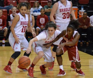 Women's basketball rolls into a two game win streak – The ...