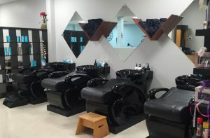 Caribbean Tan & Salon, located at 1217 W. Main St., offers a variety of services, such as waxing, tanning, haircuts and manicures. photos by Sammantha Dellaria