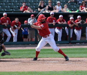 Baseball vs. Wichita State-14