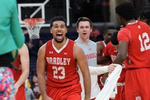 Bradley vs. Loyola Semifinal 19